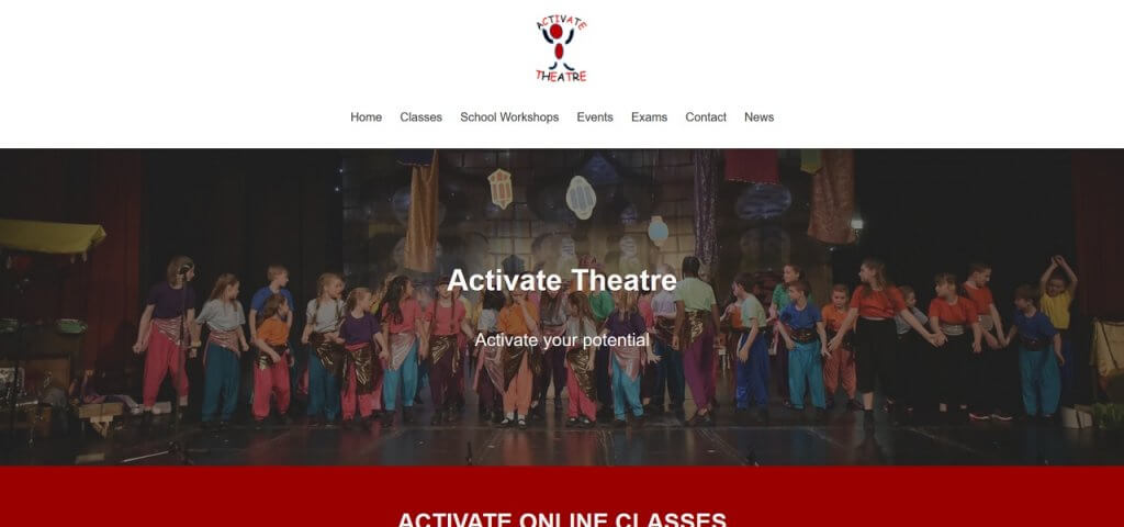 Activate Theatre School